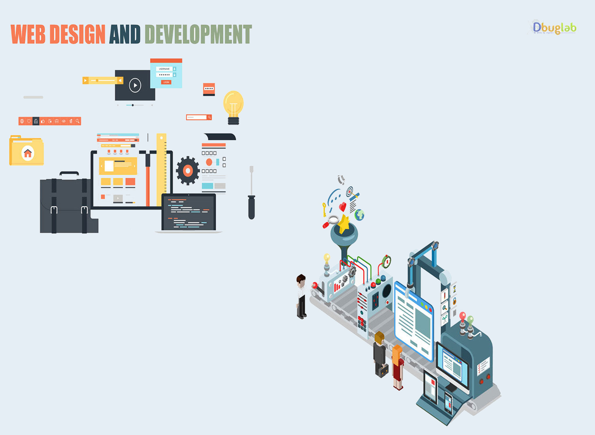 The Right Fit Solution For Website Development Services